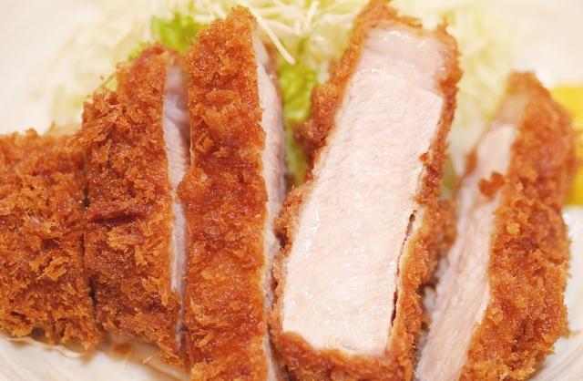 ツチブタと似ている動物である動物ブタの代表料理とんかつ