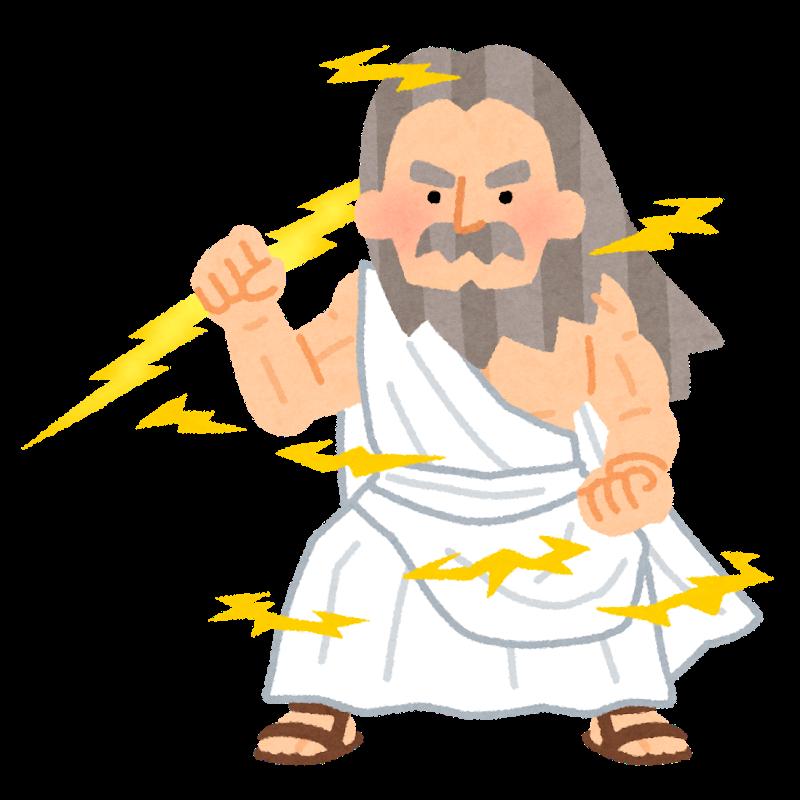 リカオンの名前の由来はゼウスに姿を変えられたリュカーオーン