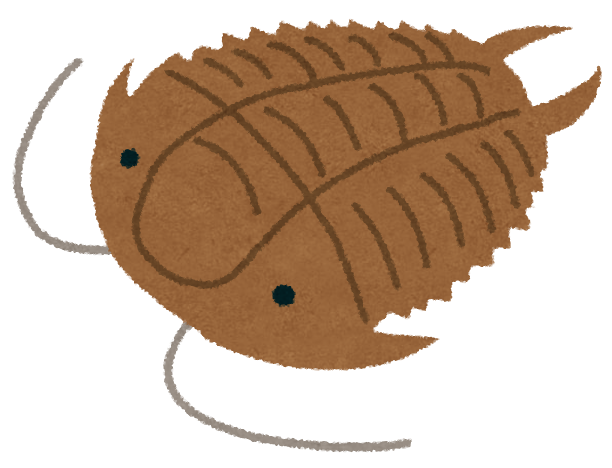 アノマロカリスが捕食していた三葉虫